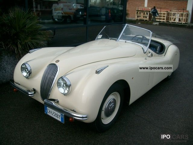 Jaguar  XK120 ots 1951 Vintage, Classic and Old Cars photo