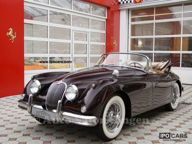 Jaguar  XK 150 DHC 1959 Vintage, Classic and Old Cars photo