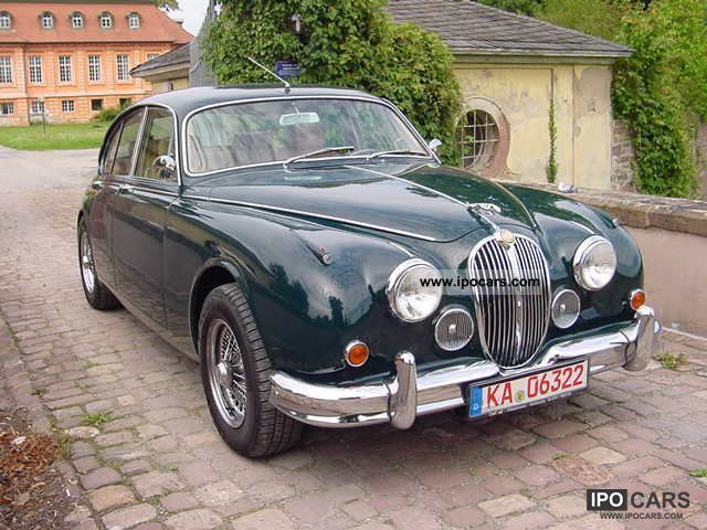 Jaguar  modernized XJ TECHNOLOGY 1962 Vintage, Classic and Old Cars photo