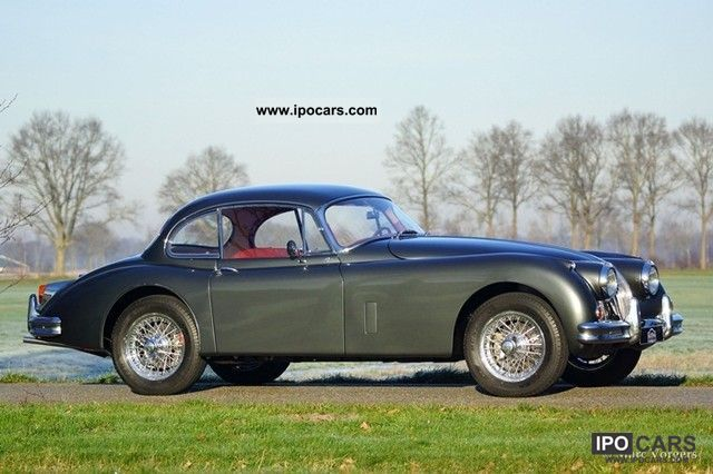 Jaguar  150 Fixed Head Coupe 3.8 S, 1959 1959 Vintage, Classic and Old Cars photo