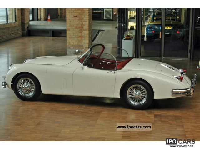 Jaguar  XK 150 Roadster LHD 1959 Vintage, Classic and Old Cars photo