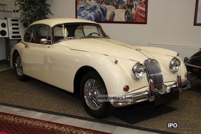 Jaguar  XK150S - rare! 1959 Vintage, Classic and Old Cars photo