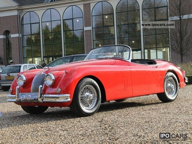 Jaguar  XK 150 Roadster 1958 Vintage, Classic and Old Cars photo