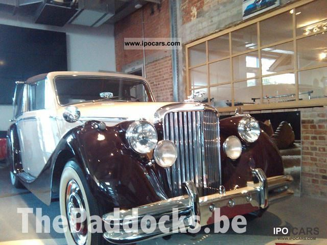 Jaguar  Others Mark 5 1949 Vintage, Classic and Old Cars photo