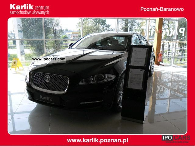 2011 Jaguar  3.0 D PORTFOLIO Limousine New vehicle photo