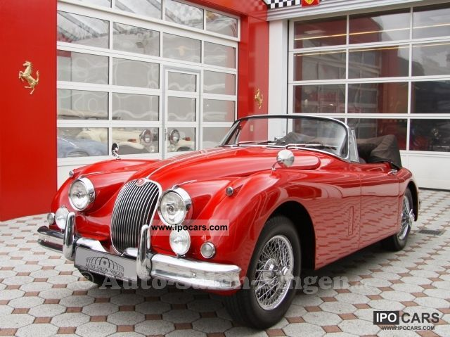 Jaguar  XK 150 DHC 1958 Vintage, Classic and Old Cars photo
