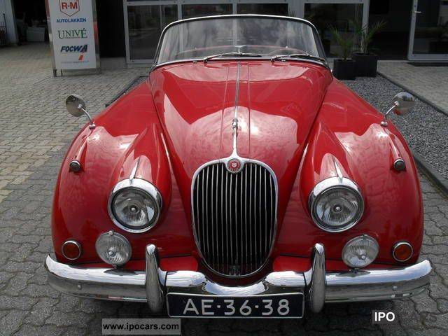 Jaguar  XK 150 S roadster 1959 Vintage, Classic and Old Cars photo