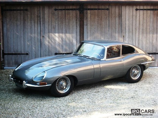 1962 Jaguar  3.8 FHC. Concours winning restoration! Sports car/Coupe Classic Vehicle photo