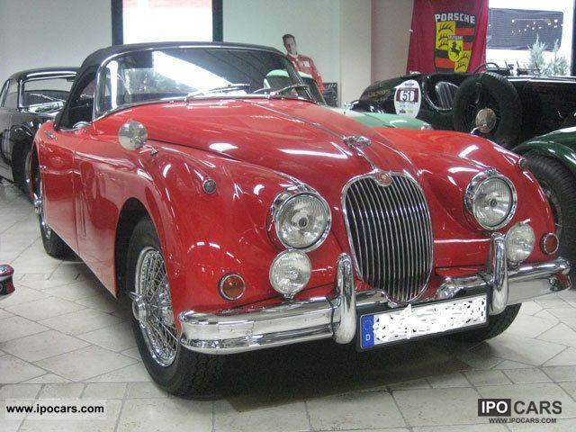 Jaguar  XK 150 S roadster 1960 Vintage, Classic and Old Cars photo
