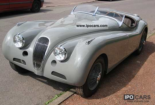 Jaguar  XK 120 8.3 SC 1959 Vintage, Classic and Old Cars photo