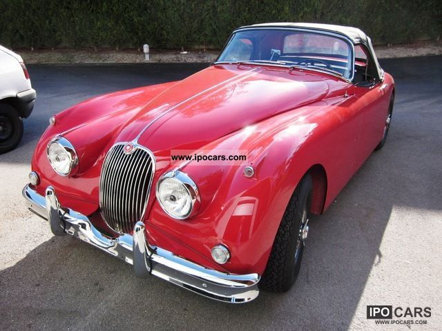 Jaguar  XK 150 OTS automatic, full restoration!, Grade 1 1959 Vintage, Classic and Old Cars photo