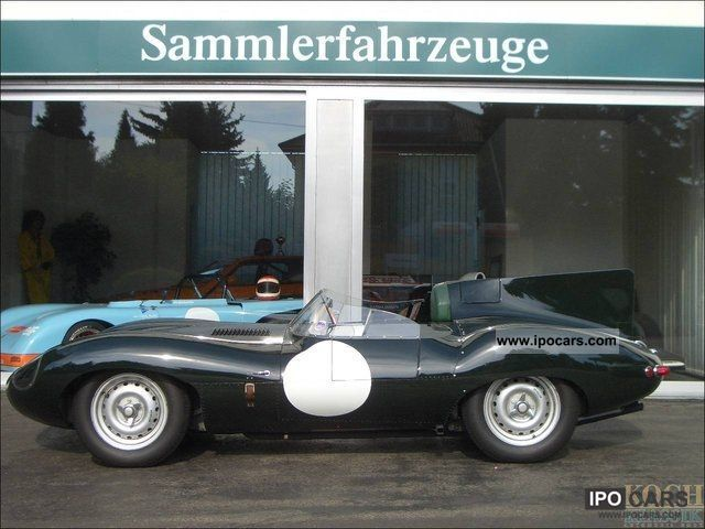 Jaguar  (1 of 11 built) D-Type Proteus 1956 Vintage, Classic and Old Cars photo