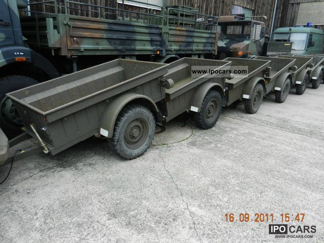 Jeep Other Trailers For Willys Suv Car Photo And Specs