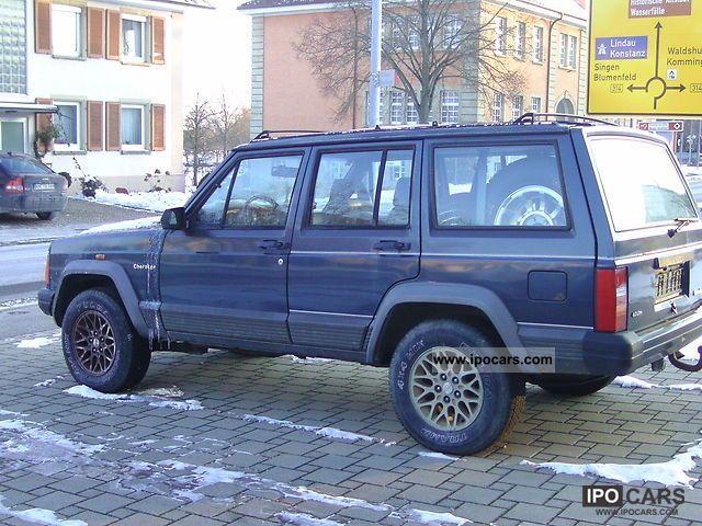 jeep cherokee  car photo  specs