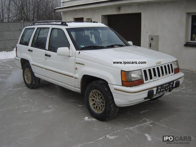 1993 jeep grand cherokee 4x4 air tronic alu hak webasto off road. Cars Review. Best American Auto & Cars Review