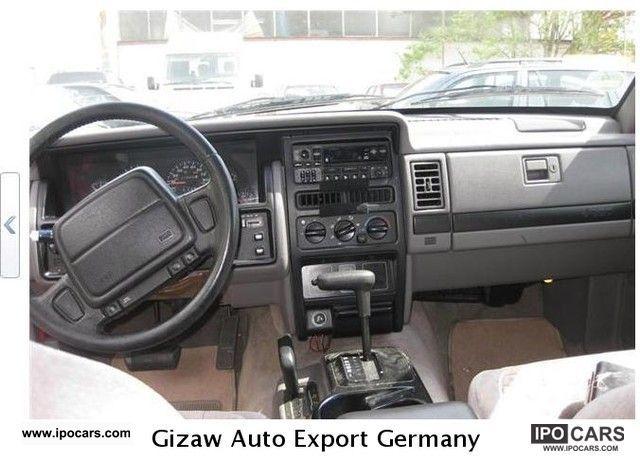1994 jeep grand cherokee laredo specs