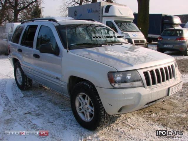2003 Jeep  Grand Cherokee Laredo 4.0 Off-road Vehicle/Pickup Truck Used vehicle photo