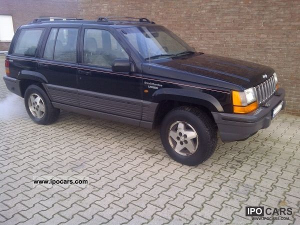 Jeep  Grand Cherokee Laredo 4.0 1996 Liquefied Petroleum Gas Cars (LPG, GPL, propane) photo
