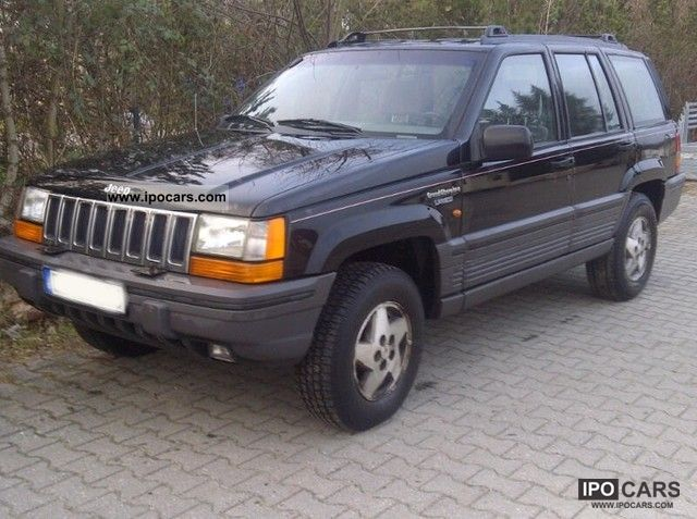 1996 jeep grand cherokee laredo 4 0 off road vehicle pickup truck used. Cars Review. Best American Auto & Cars Review