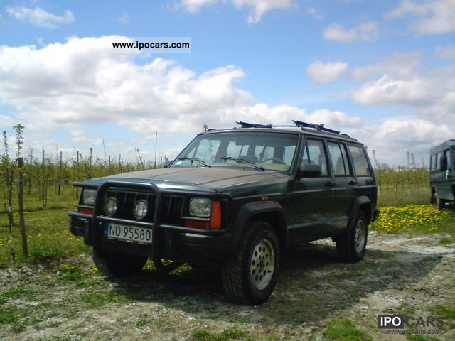 Jeep  Cherokee 2.5 benz + gaz 1993 Liquefied Petroleum Gas Cars (LPG, GPL, propane) photo