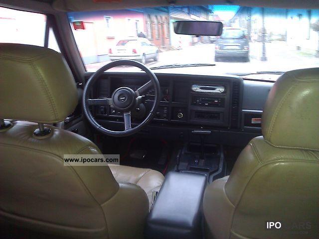 1993 Jeep Cherokee 4 0 Sport