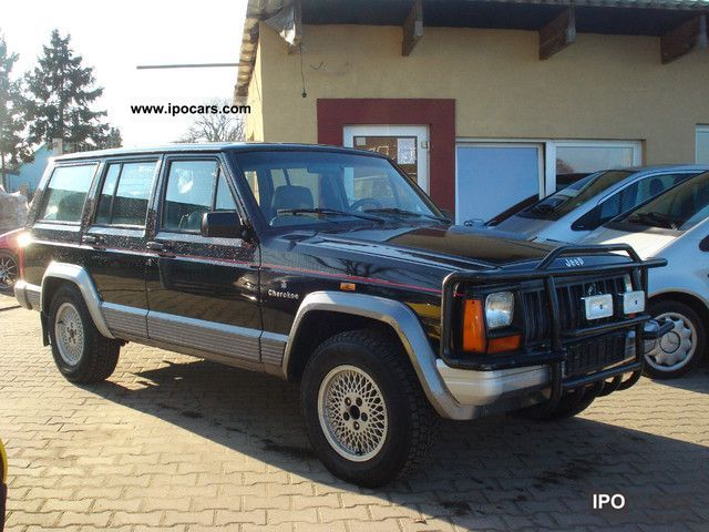 1994 Jeep  Cherokee Off-road Vehicle/Pickup Truck Used vehicle photo