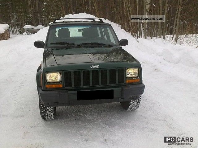1999 Jeep  Cherokee 2.5 TD Sport Off-road Vehicle/Pickup Truck Used vehicle photo