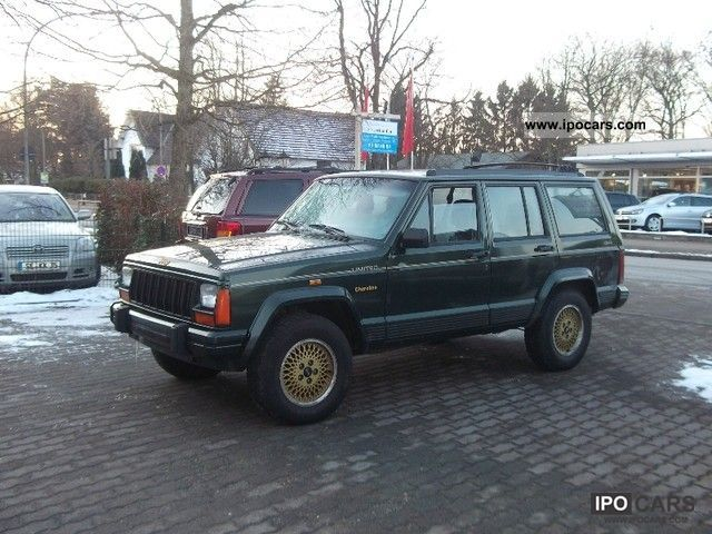 1996 Jeep Cherokee 4 0 Limited