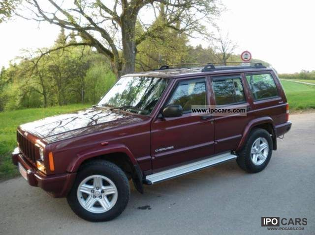 Jeep  Cherokee 4x4 4.0 - RIGHT HAND DRIVE LPG GAS - 2000 Liquefied Petroleum Gas Cars (LPG, GPL, propane) photo
