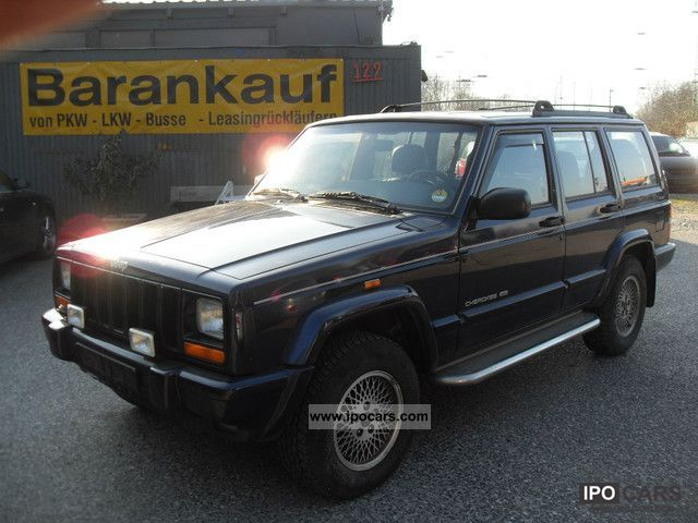 1999 Jeep  Cherokee 2.5 TD Limited Leather Top Air condition Off-road Vehicle/Pickup Truck Used vehicle photo