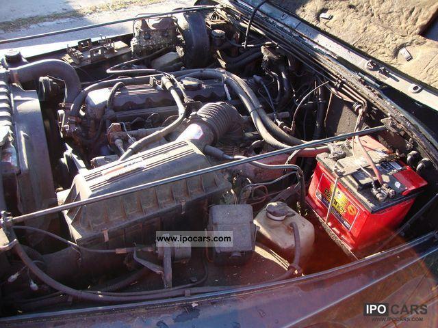1993 Jeep Wrangler Yj 4 0l Rhd