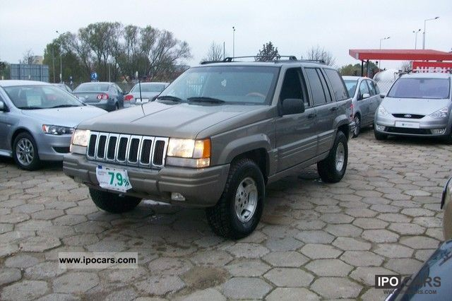 Jeep  Grand Cherokee 1998 Liquefied Petroleum Gas Cars (LPG, GPL, propane) photo