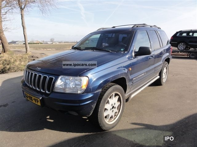 2001 jeep grand cherokee 4 7 limited car photo and specs. Black Bedroom Furniture Sets. Home Design Ideas