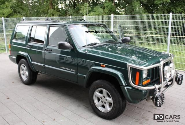1999 Jeep  Cherokee 2.5 TD Limited, MOT, good condition Off-road Vehicle/Pickup Truck Used vehicle photo