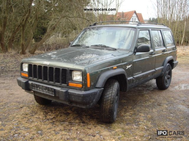 1999 jeep cherokee sport car photo and specs. Black Bedroom Furniture Sets. Home Design Ideas