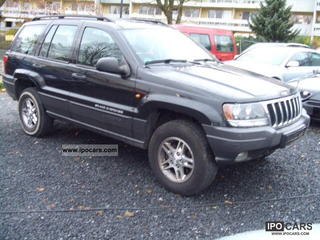 2003 Jeep  Grand Cherokee 2.7 CRD Laredo Automatic Off-road Vehicle/Pickup Truck Used vehicle photo