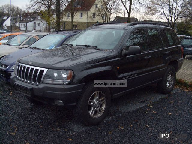 2003 jeep grand cherokee 2 7 crd laredo automatic car. Black Bedroom Furniture Sets. Home Design Ideas