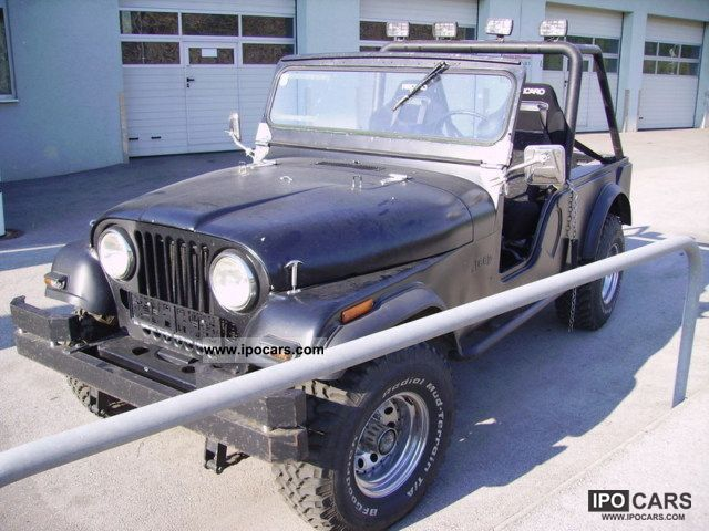 Jeep  CJ6 1979 Vintage, Classic and Old Cars photo