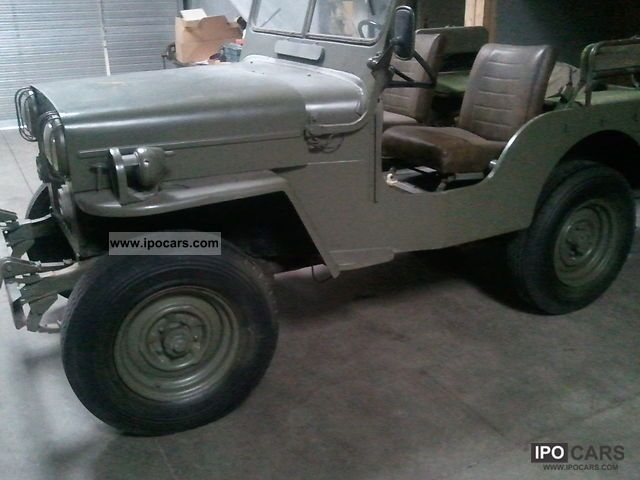 Jeep  CJ3B 1963 Vintage, Classic and Old Cars photo