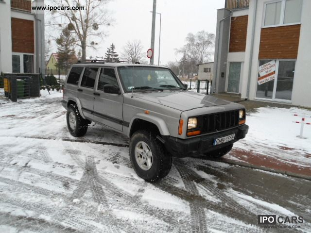 2000 Jeep  4.0 + GAS. LIFT Off-road Vehicle/Pickup Truck Used vehicle photo