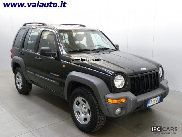 2004 Jeep  Cherokee 2.5 CRD Sport Aut CV143. N1 4post. Since p Off-road Vehicle/Pickup Truck Used vehicle photo