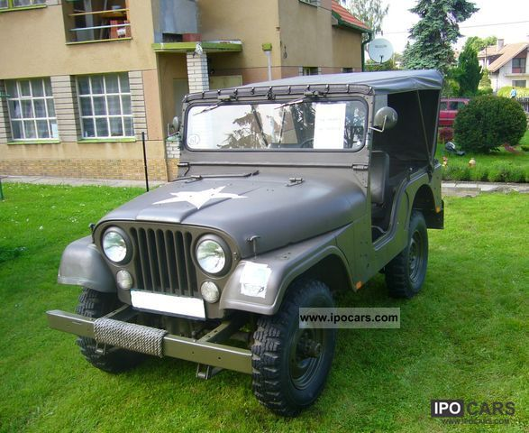 Jeep  KAISER CJ5 1970 Vintage, Classic and Old Cars photo