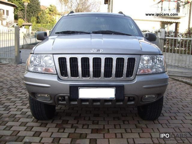2001 Jeep  2.7 CRD Limited Auto G.Cherokee 5pt Off-road Vehicle/Pickup Truck Used vehicle photo