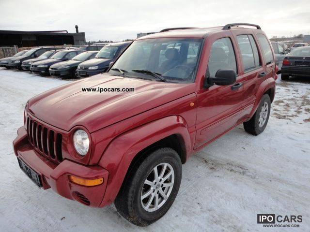2004 Jeep  Cherokee 2.8 CRD AIR Off-road Vehicle/Pickup Truck Used vehicle photo