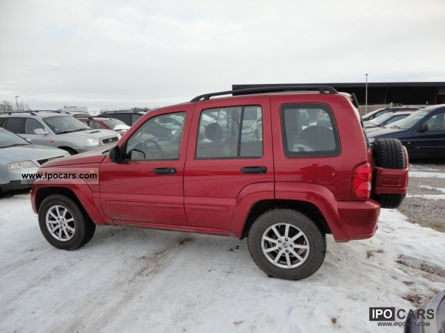 2004 jeep cherokee 2 8 crd air car photo and specs. Black Bedroom Furniture Sets. Home Design Ideas