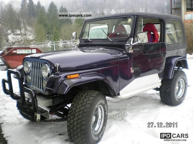Jeep  CJ 7 1978 Vintage, Classic and Old Cars photo