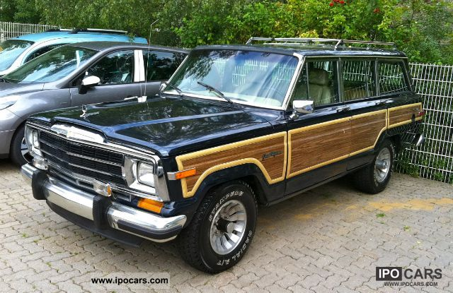 1990 Jeep  5.9 L Grand Wagoneer BJ 90 - 4x4 Off-road Vehicle/Pickup Truck Used vehicle photo