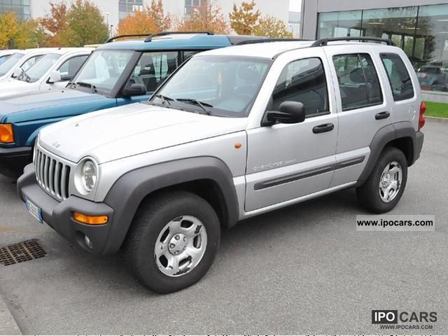 2003 jeep cherokee 2 5 crd sport car photo and specs. Black Bedroom Furniture Sets. Home Design Ideas