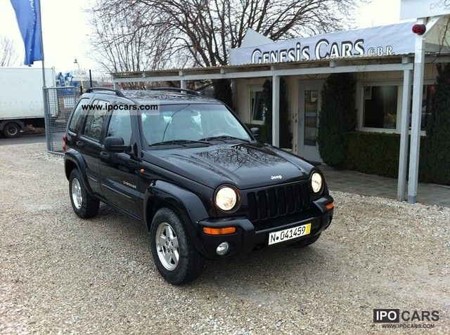 2004 Jeep Liberty Mpg >> 2004 Jeep Cherokee 3.7 Limited - Car Photo and Specs