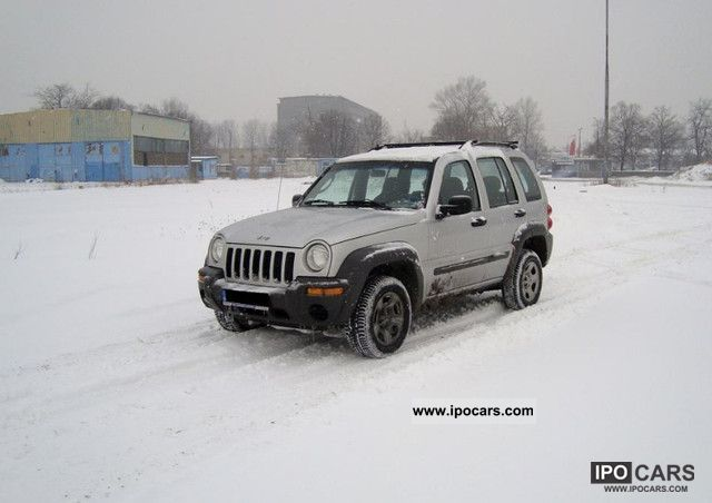 Jeep  Liberty 7.3 SPORT INTALACJA LPG 2002 Liquefied Petroleum Gas Cars (LPG, GPL, propane) photo